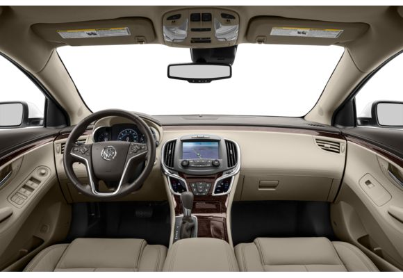 2016 Buick LaCrosse Pictures & Photos - CarsDirect