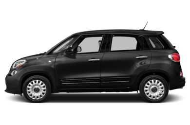 90 Degree Profile 2014 FIAT 500L