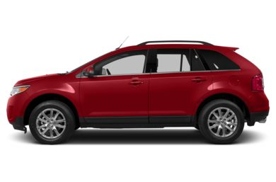90 Degree Profile 2014 Ford Edge