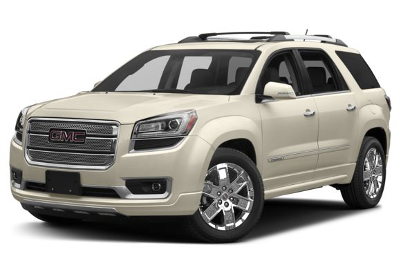 2016 GMC Acadia Pictures & Photos - CarsDirect