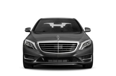 Grille  2014 Mercedes-Benz S550