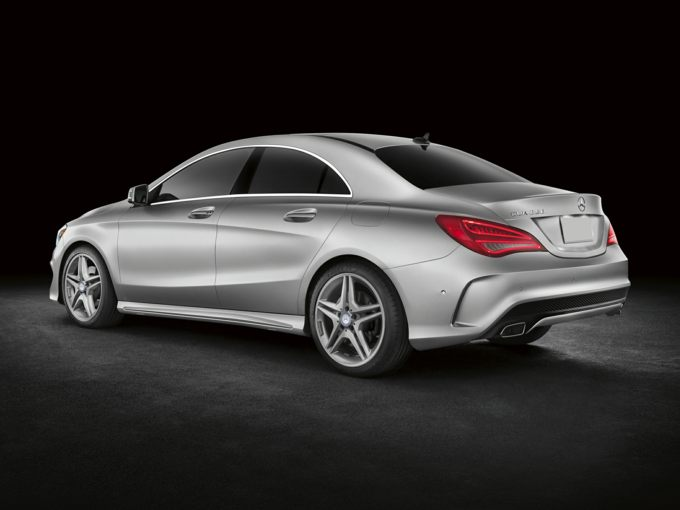 2016 Mercedes Benz Cla250 Styles Amp Features Highlights