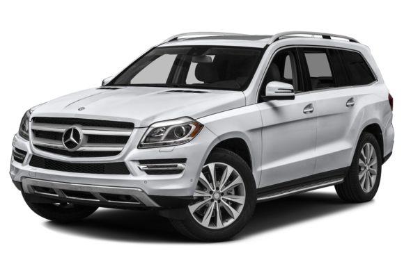 Image 1 Of 22 Allexteriorinterior 3 4 Front Glamour 2016 Mercedes Benz Gl450