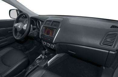 interior profile 2014 mitsubishi outlander sport