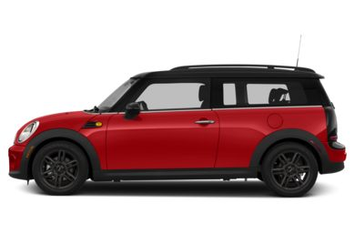 90 Degree Profile 2014 MINI Clubman