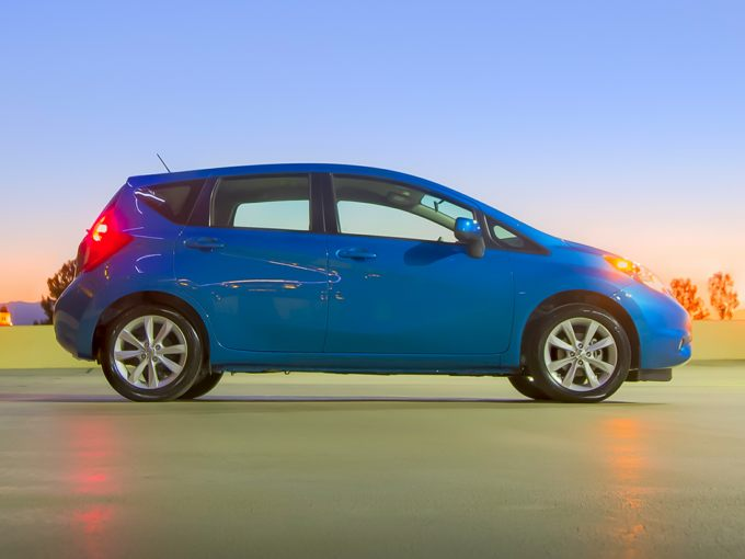 2016 Nissan Versa Note Styles & Features Highlights