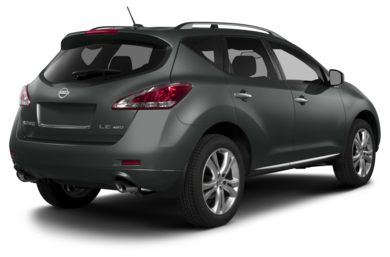 2014 Nissan Murano Styles Amp Features Highlights