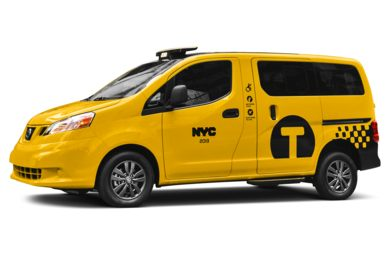 2016 Nissan NV200 Taxi Specs, Safety Rating & MPG  CarsDirect