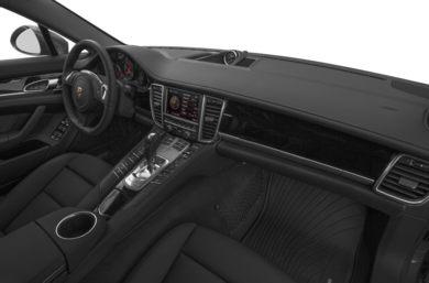 Interior Profile 2014 Porsche Panamera