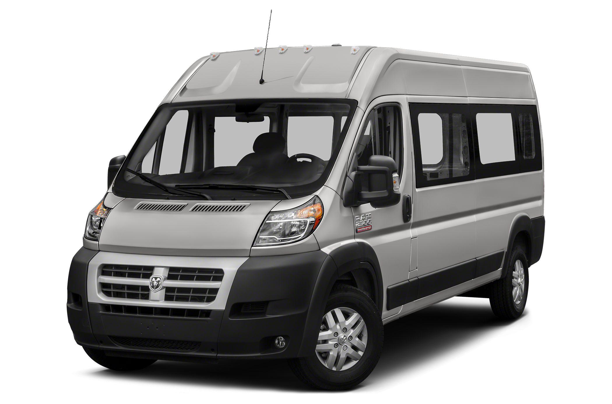 2018 RAM ProMaster 3500 Window Van Pictures & Photos - CarsDirect