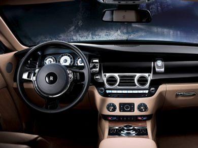 Oem Interior Primary 2017 Rolls Royce Wraith