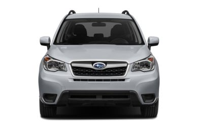 Grille 2016 Subaru Forester