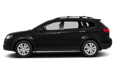 90 Degree Profile 2014 Subaru Tribeca