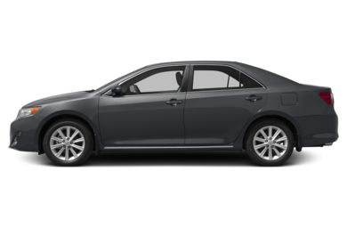 90 Degree Profile 2014 Toyota Camry