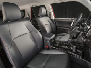 2015 Toyota 4Runner Front Seats