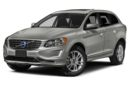 3/4 Front Glamour 2017 Volvo XC60