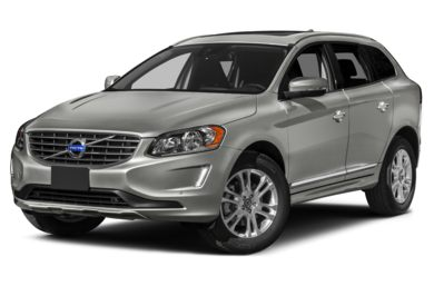 3 4 Front Glamour 2016 Volvo Xc60