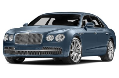 3/4 Front Glamour 2015 Bentley Flying Spur