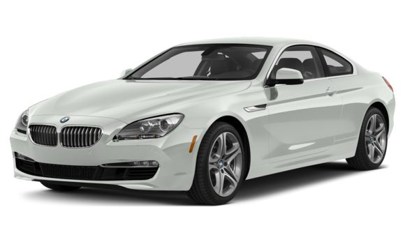 2015 BMW 640 Front