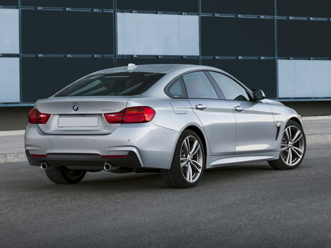 BMW 428 Gran Coupe Rear