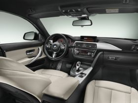 BMW 428 Gran Coupe Interior