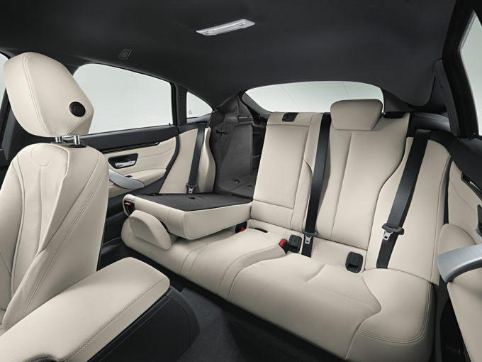 BMW 440 Gran Coupe Interior