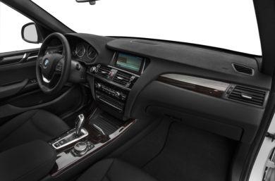 Interior Profile 2015 BMW X3