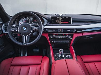 OEM Interior Primary 2018 BMW X5