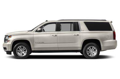 90 Degree Profile 2016 Chevrolet Suburban