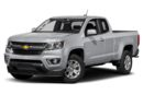 3/4 Front Glamour 2019 Chevrolet Colorado