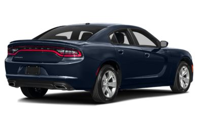 3 4 Rear Glamour 2017 Dodge Charger