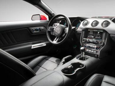 OEM Interior 2017 Ford Mustang