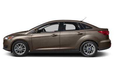 90 Degree Profile 2016 Ford Focus
