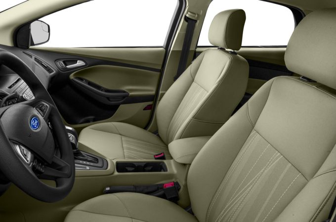 Ford Focus Interior Seats