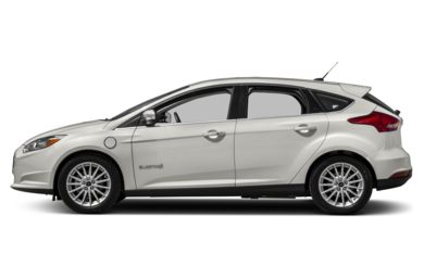 90 Degree Profile 2017 Ford Focus Electric