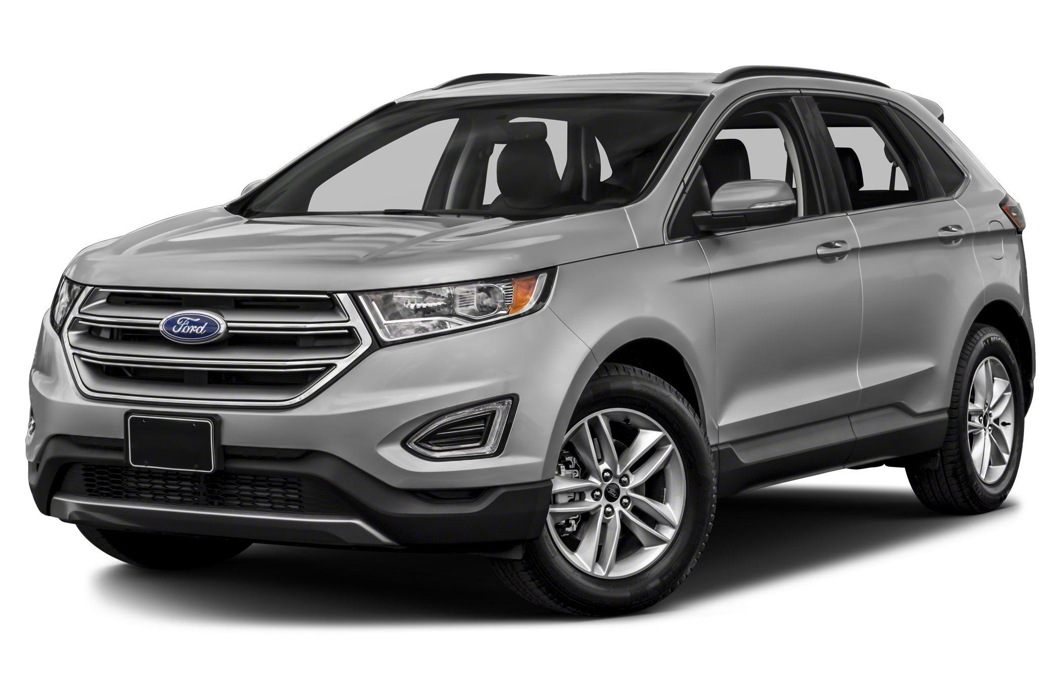 Front Glamour  Ford Edge