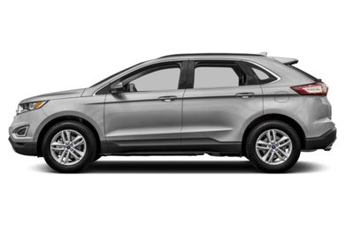 90 Degree Profile 2015 Ford Edge