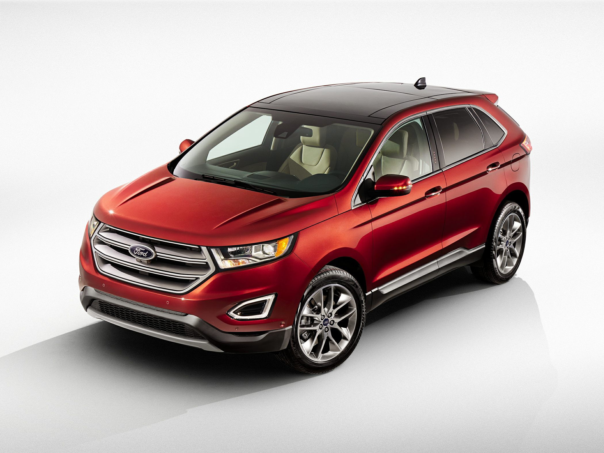 Now Built On The Same Platform As The Highly Regarded Fusion Sedan The New Edge Features More Contemporary Styling Increased Interior Room