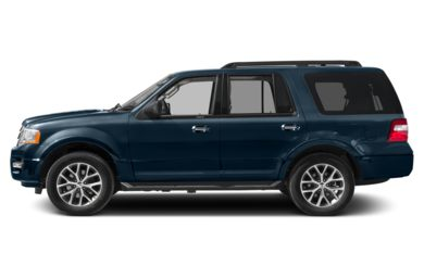 90 Degree Profile 2017 Ford Expedition