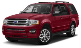 Ford Expedition Ruby Red