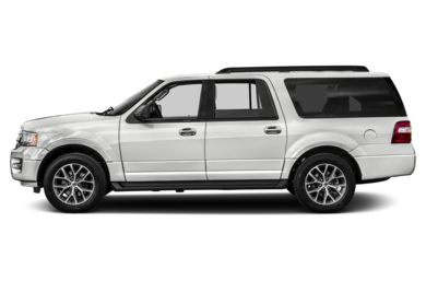 90 Degree Profile 2017 Ford Expedition EL