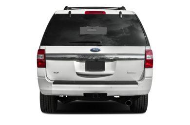 Rear Profile 2017 Ford Expedition El