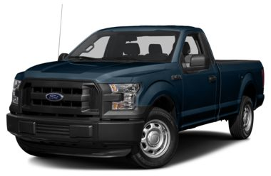 2017 Ford Colors >> 2017 Ford F 150 Color Options Carsdirect
