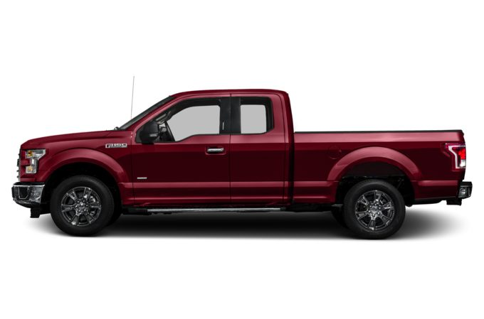 2016 ford f 150 styles features highlights. Black Bedroom Furniture Sets. Home Design Ideas