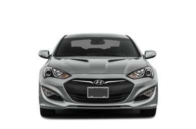 Grille 2016 Hyundai Genesis Coupe