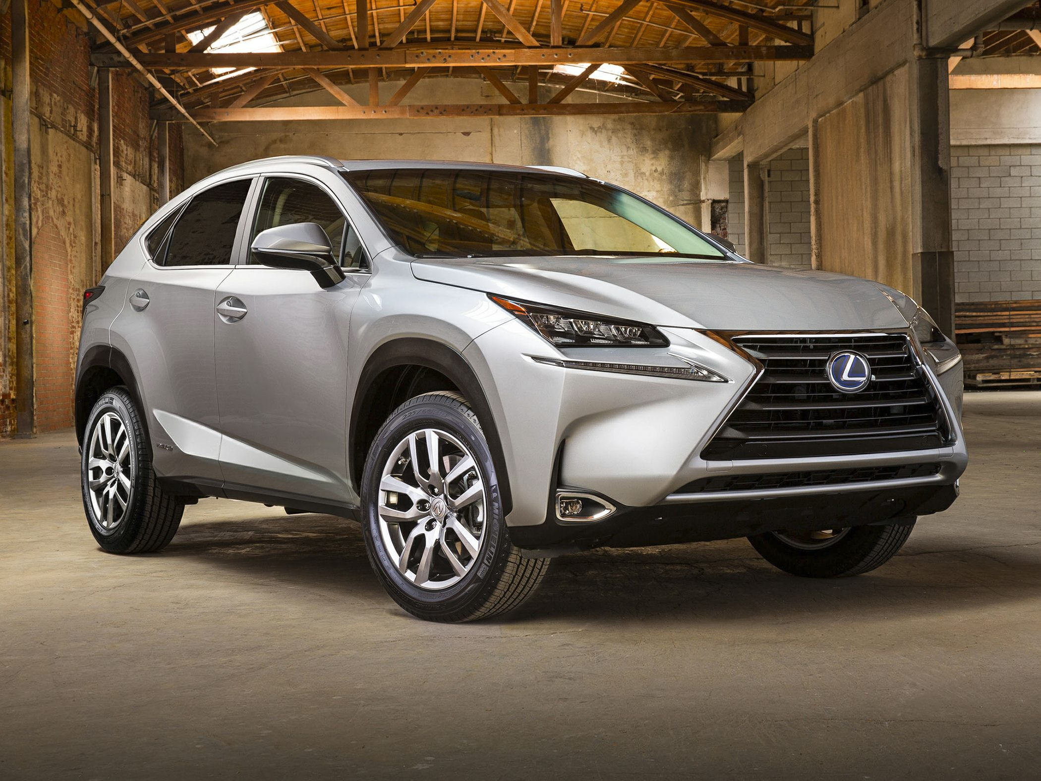 Is The 2017 Lexus NX 300h Right For You CarsDirect