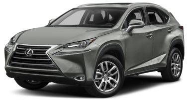 2017 Lexus Nx 200t Color Options