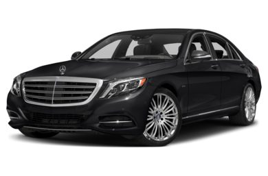 3/4 Front Glamour 2017 Mercedes-Benz S-Class