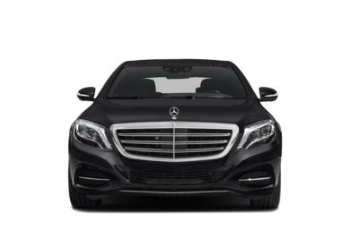 Grille  2017 Mercedes-Benz S-Class