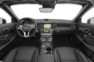 2015 Mercedes-Benz SLK55 AMG Interior